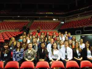 KHS/KMS Science Fair Participants Awarded at State Competition