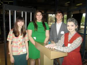 KHS Represented At National History Day Competition