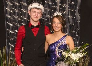 Prom King & Queen Announced
