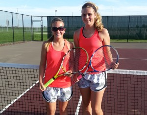 Doubles Team Headed To State