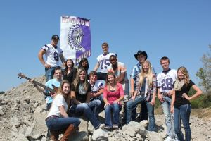 2014 KHS Homecoming Court Announced