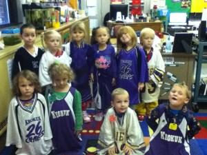 Keokuk's Littlest Chiefs