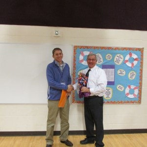 KCSD Selects Teacher Of The Year