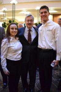KHS Students Promote SE Iowa