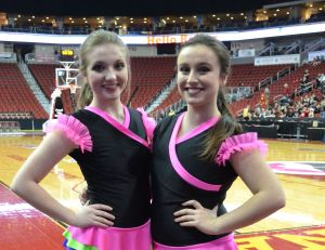 KHS Represented In All-Iowa Dance Team