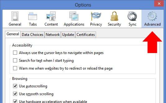 Installing SSL certificates for Firefox - Keokuk Community School ...