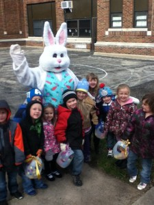 Bunny Trail Leads To Pre-K