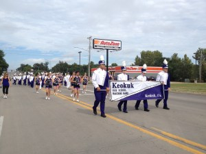 Labor Day Parade Includes KHS