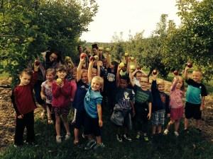 Farm To School Month!