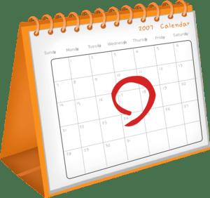 Winter Activities Schedule Update