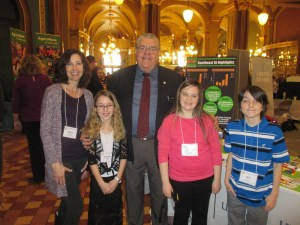 STEM Day At The State Capitol