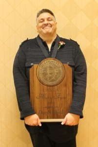 David Wendt selected as member of the Iowa High School Speech Association Hall of Fame
