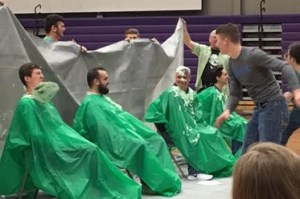 Pie in the Face! for LLS Charity Donations