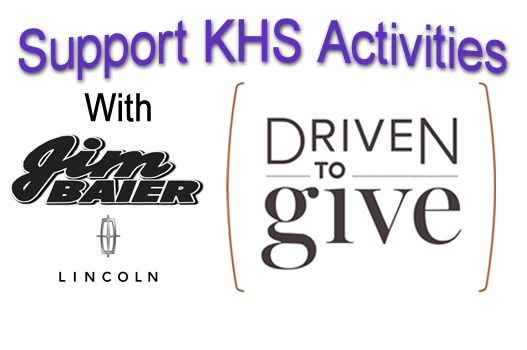 Local Dealership to Raise Thousands for KHS Activities Dept.