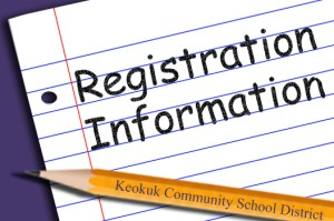 Student Registration August 4