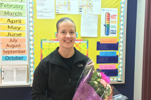 2017-2018 Keokuk Community Schools Teacher of the Year