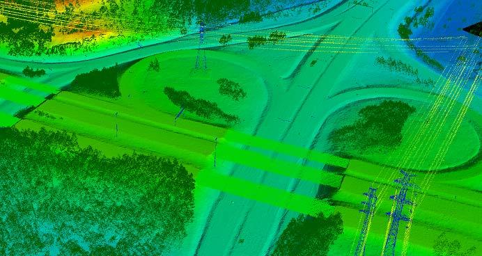 3D-Scanning-Terrain-Mapping, lidar