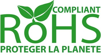 Logo RoHS protect the planet