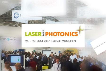 Laser World of Photonics 2017