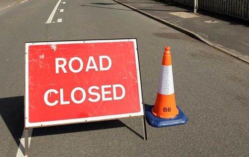 tokens green road closure