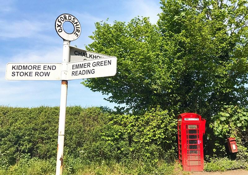 Chalkhouse Green – Around the Village