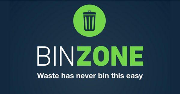 binzone bin app south oxfordshire