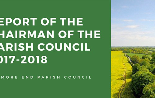 Report of the Chairman of the Parish Council new