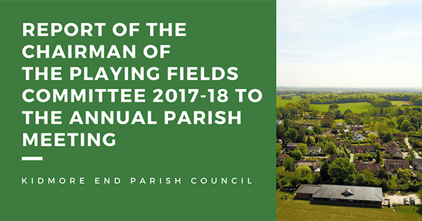 playing-fields-committee-kidmore-end-parish-council