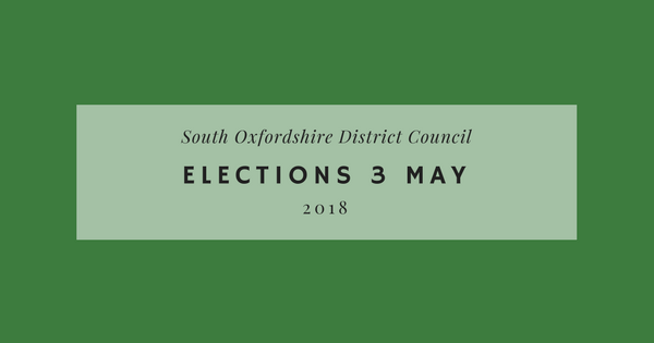 south oxfordshire district council may 2018 elections