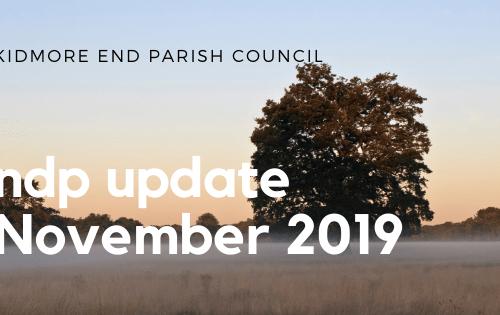 NDP Update November 2019-2