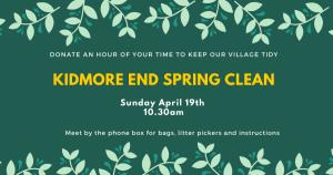 Kidmore End Spring Clean-3