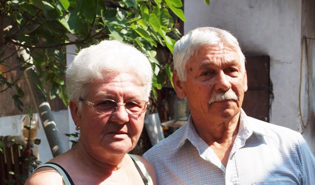 Tót Lajos és Magdolna