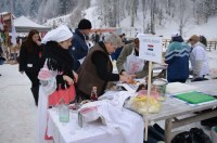 Kopácsiak és szentlászlóiak a bálványosfürdői Disznótoros Fesztiválon
