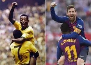messi 1 300x214 Football: L'image qui fait le tour du monde