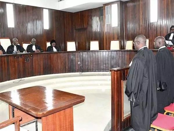 juges conseil constitutionnel