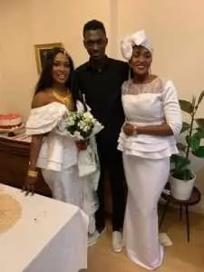 mariage maty 225x300 Le mariage de la jet setteuse Tyma Sall Aidara (Photos)