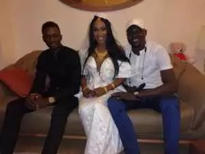 maty wed 300x225 Le mariage de la jet setteuse Tyma Sall Aidara (Photos)