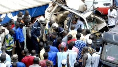 vélingara : un passager meurt dans un accident
