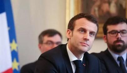 Macron piégé par deux humoristes russes ?