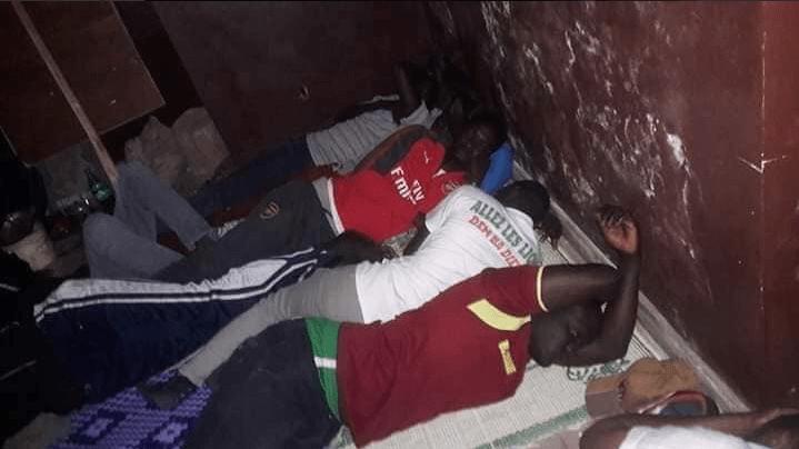 Des jeunes de la Cojer de Pikine en grève de la faim: Trois personnes déjà évacuées