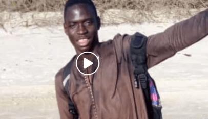 Ziguinchor: corps de Assane Ngom