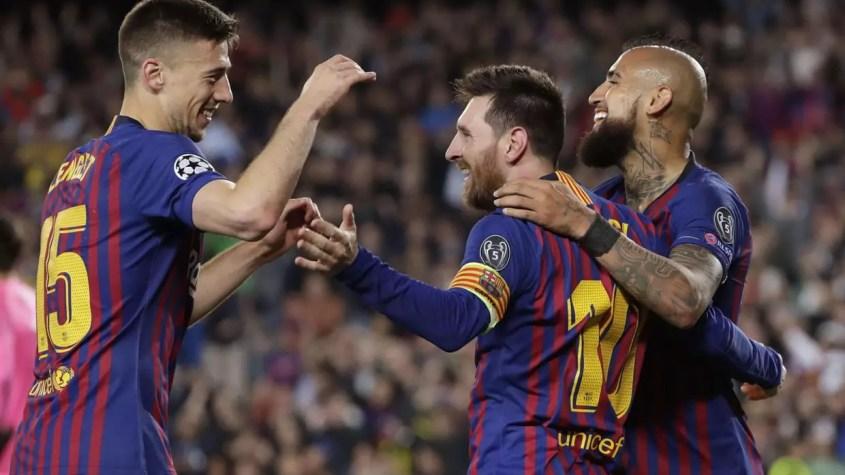 Ligue des Champions: Barça corrige Liverpool