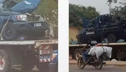 un gendarme meurt dans un accident