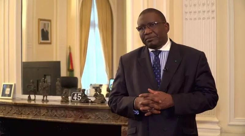 Macky Sall limoge l'ambassadeur du Sénégal en France