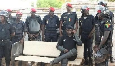 """Corruption en Afrique: """"Gloire"""" à la Police nationale!"""
