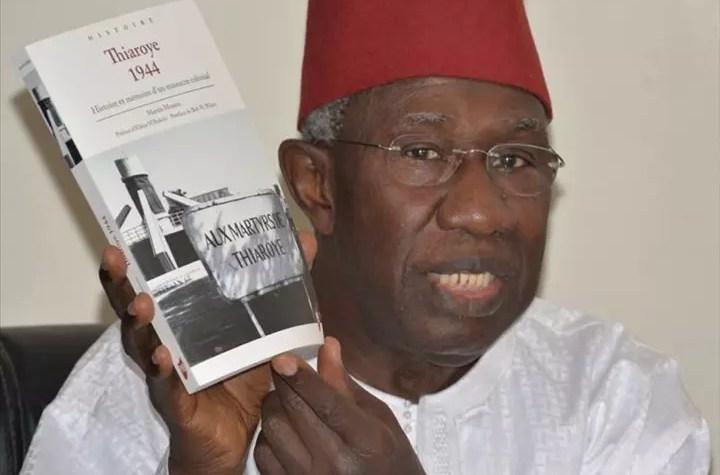 SENGAL: Iba Der Thiam retrace l'histoire générale du Sénégal