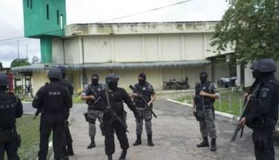 prison Altamira