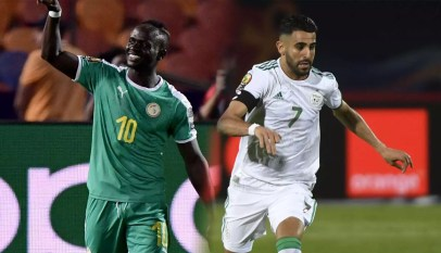Finale Sénégal-Algérie: Bataille entre supporters