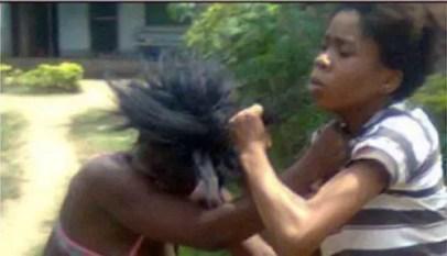 Insolite à Mariste: Quand deux jeunes filles se battent pour un homme