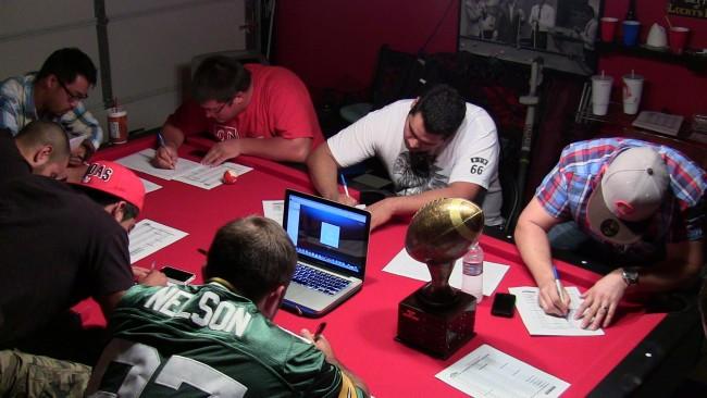 TKF Pod #17: Fantasy Football & Will Venable